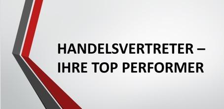 HANDELSVERTRETER – IHRE TOP PERFORMER KÜNDIGEN – UND JETZT?